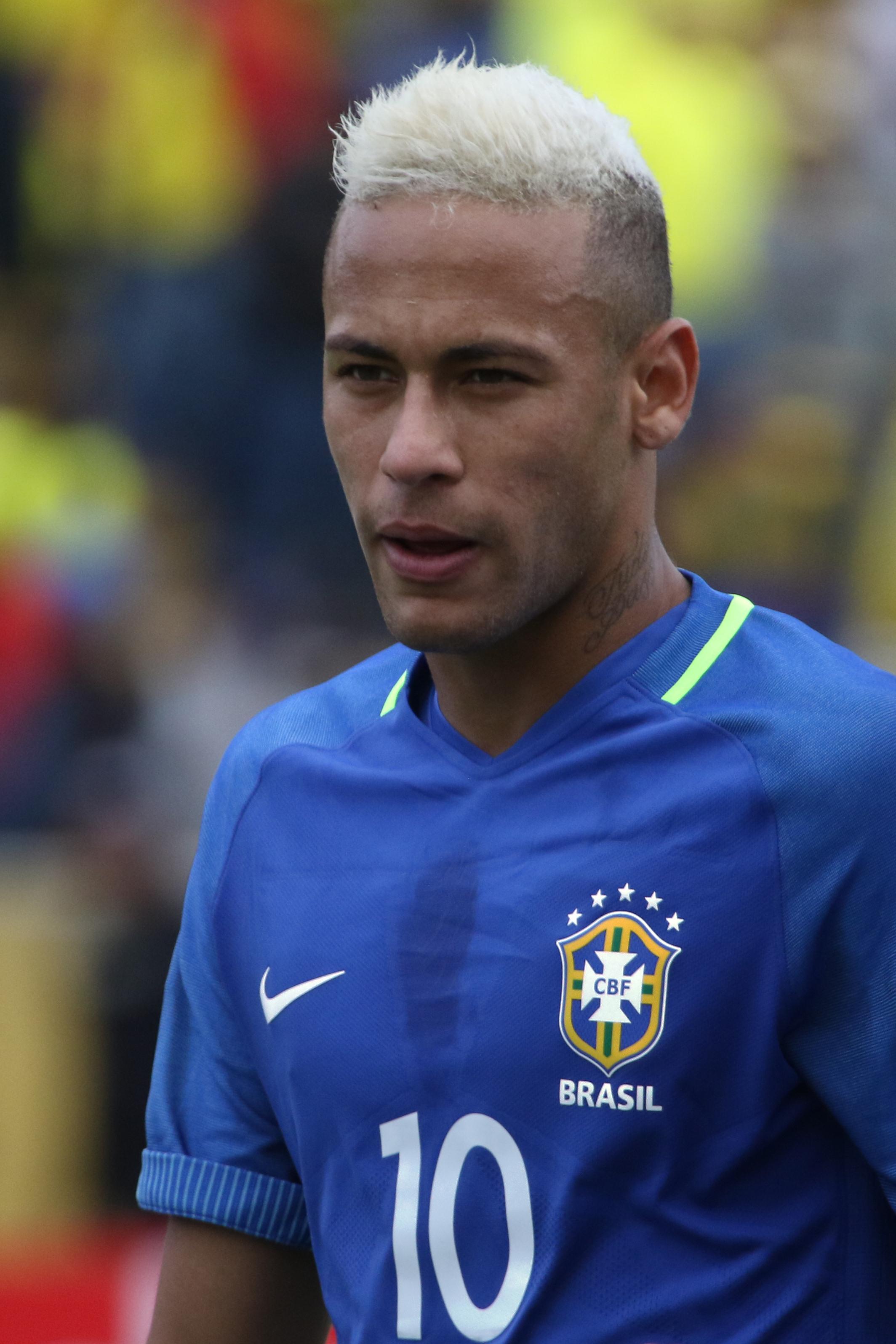 List of international goals scored by Neymar