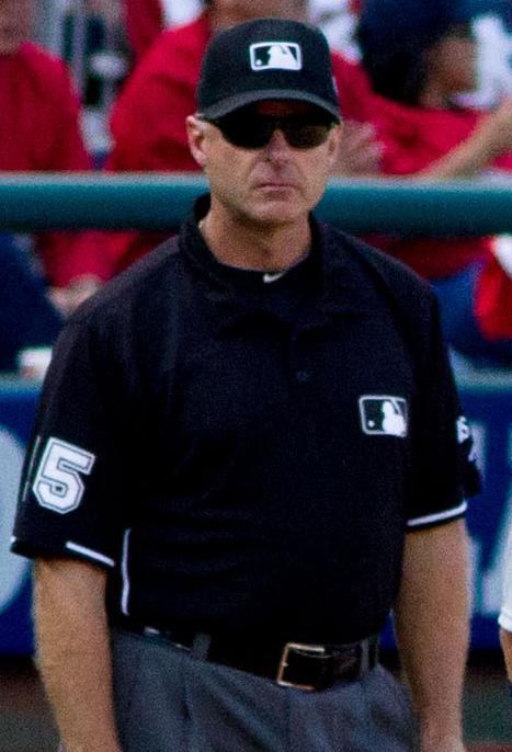 623ab74908d Ed Hickox (umpire) - Wikipedia