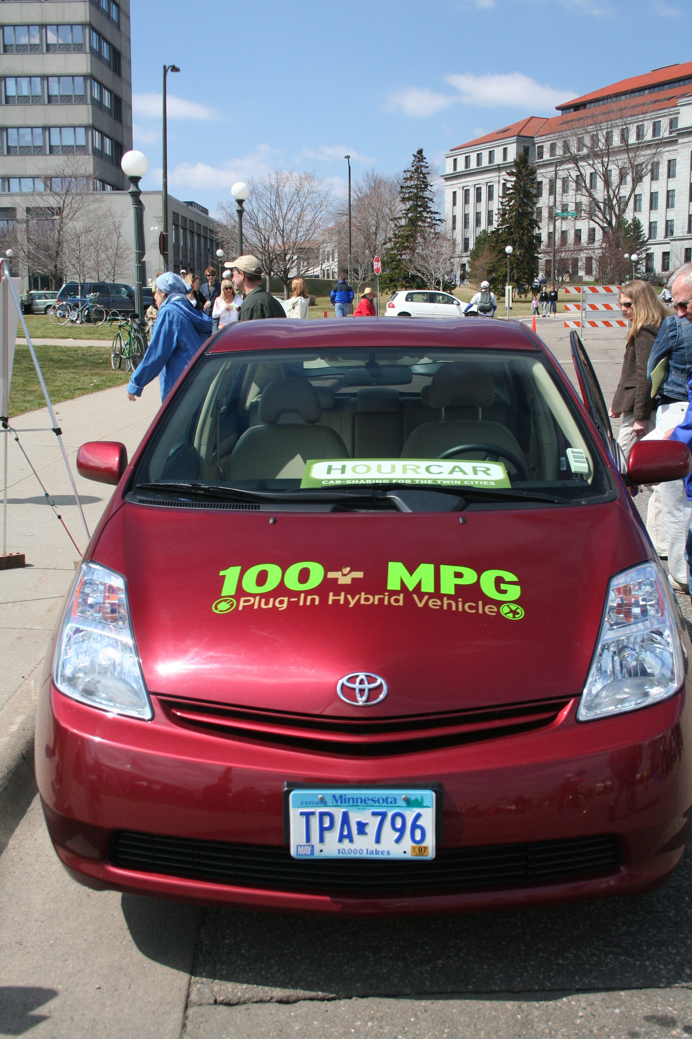 File Electric Prius 100mpg Global Warming Day Of Action 460103946 Jpg