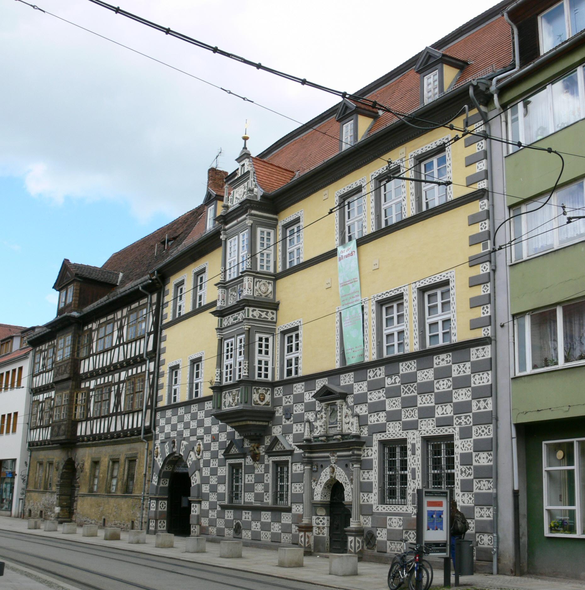 File erfurt stadtmuseum haus zum for Esprit haus erfurt