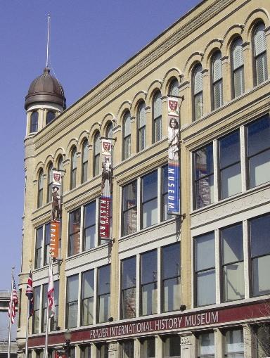 Frazier History Museum - Wikipedia