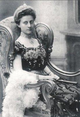 Princess Feodora of Saxe-Meiningen