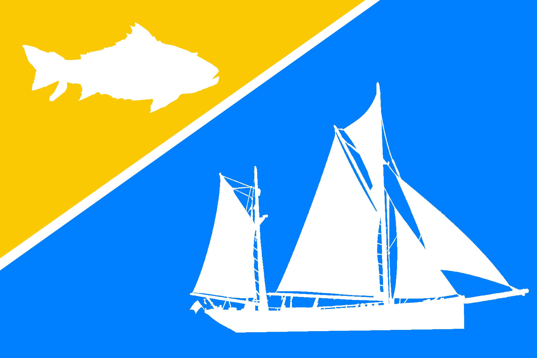 File Flag Of Newport Beach California Png
