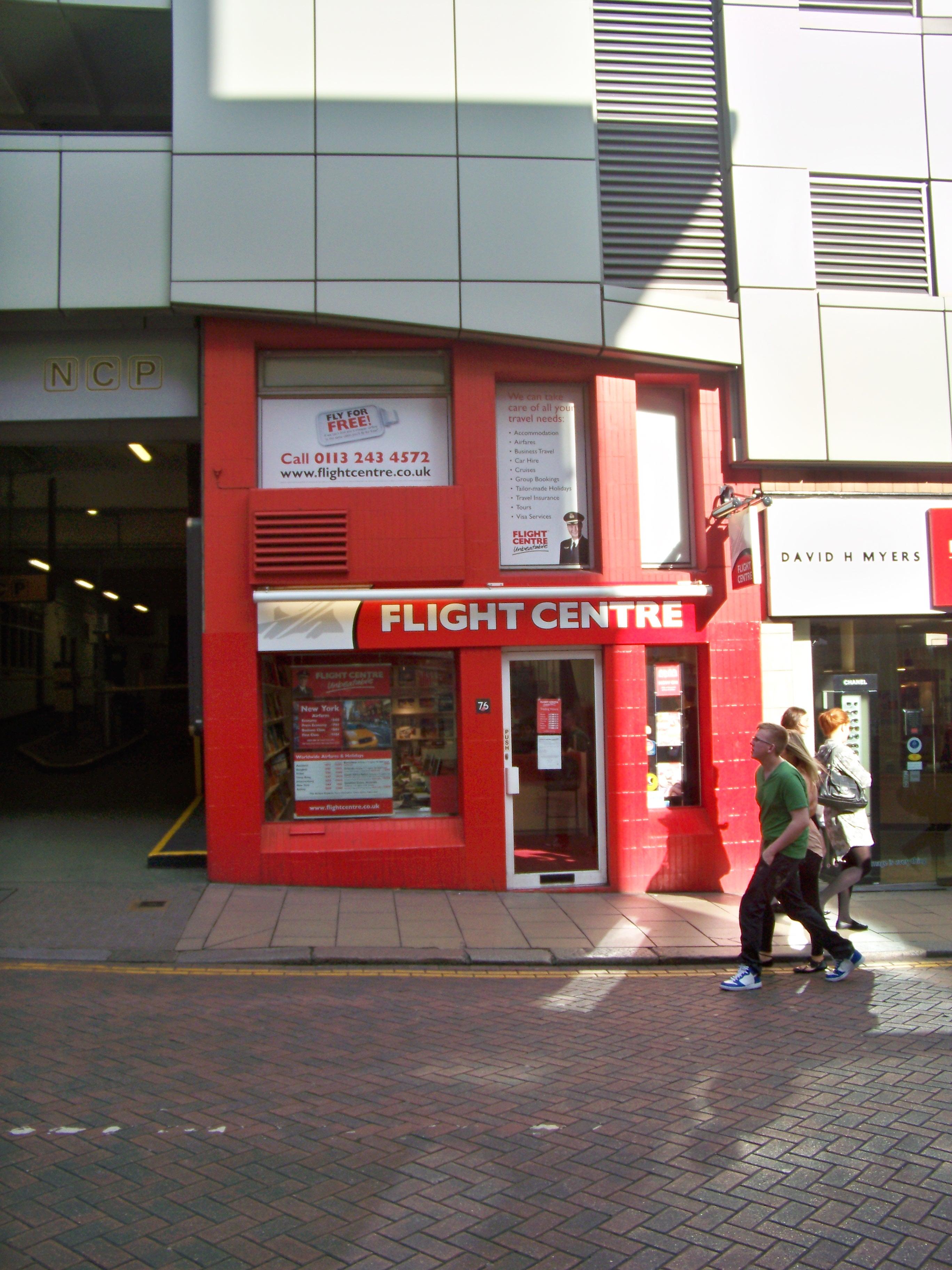 Flight Centre Promo Codes and Deals