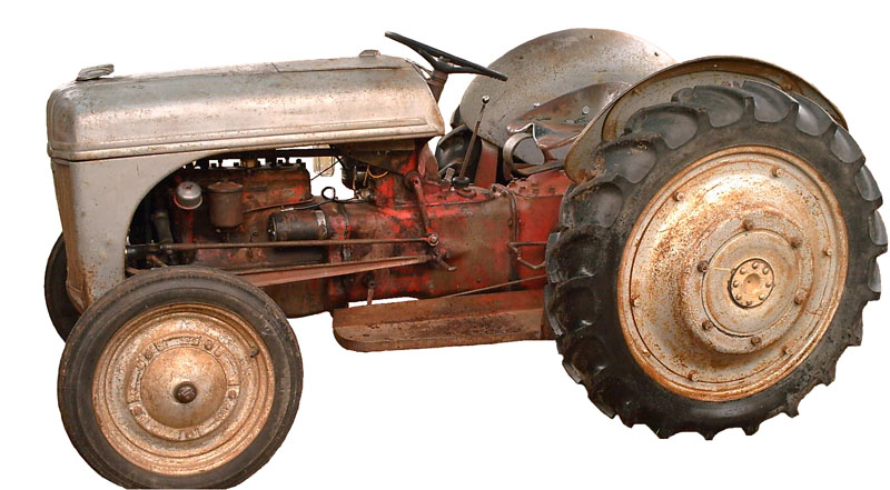 1941 Ford 9n Tractor : File ford n tractor g