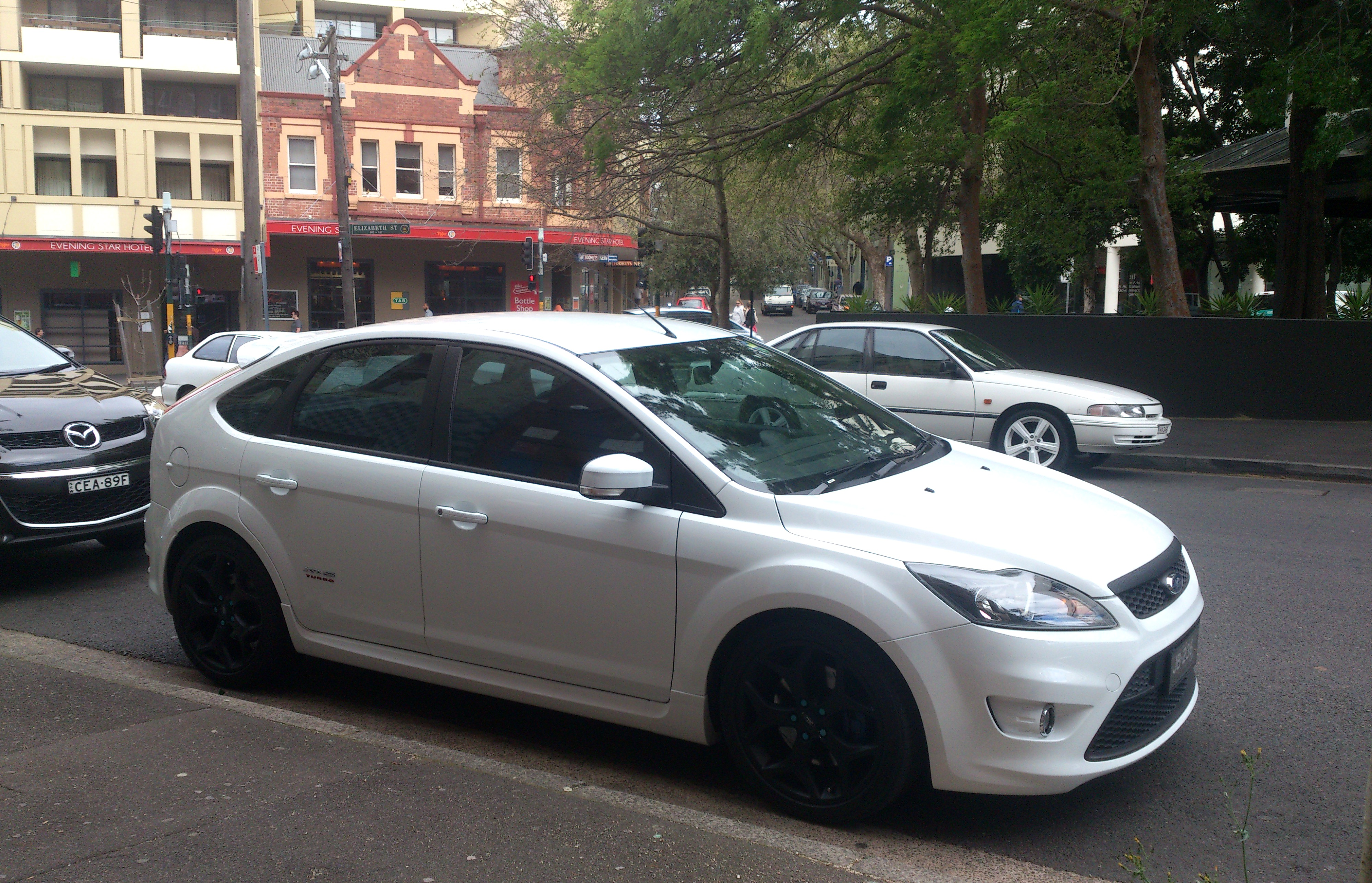 File Ford Focus Xr5 Turbo 2 Jpg Wikimedia Commons