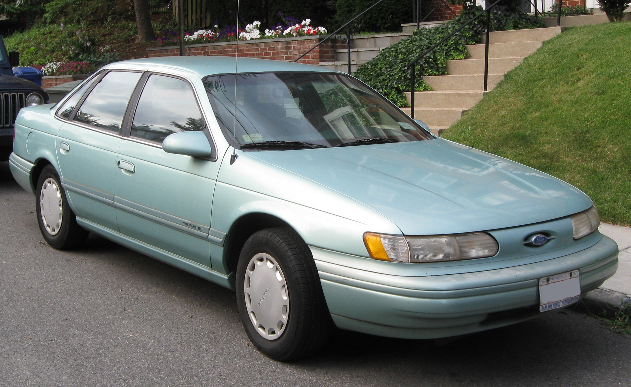 Ford Taurus Limousine Ford Taurus Sedan 1991–1995