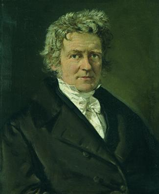 [[Christian Albrecht Jensen|C. A. Jensen]], ''Friedrich Wilhelm Bessel'', 1839 ([[Ny Carlsberg Glyptotek]])