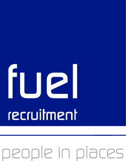 English: Company Logo of Fuel Recruitment