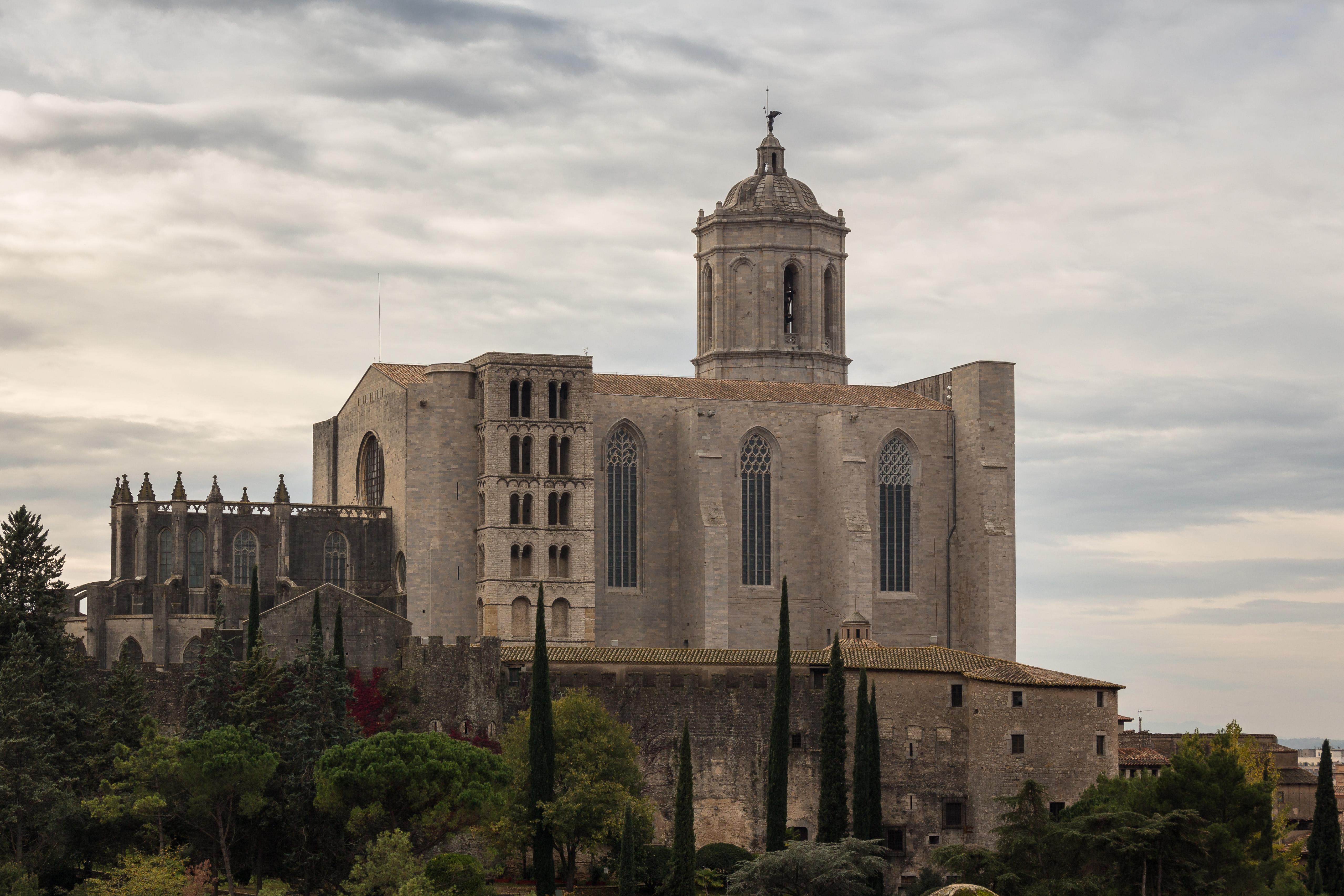 File Girona Catedral De Girona 12 2016 11 13 Jpg Wikimedia Commons