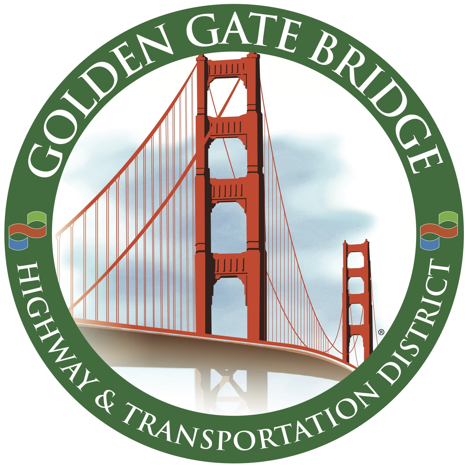 file golden gate bridge district logo jpg wikimedia commons
