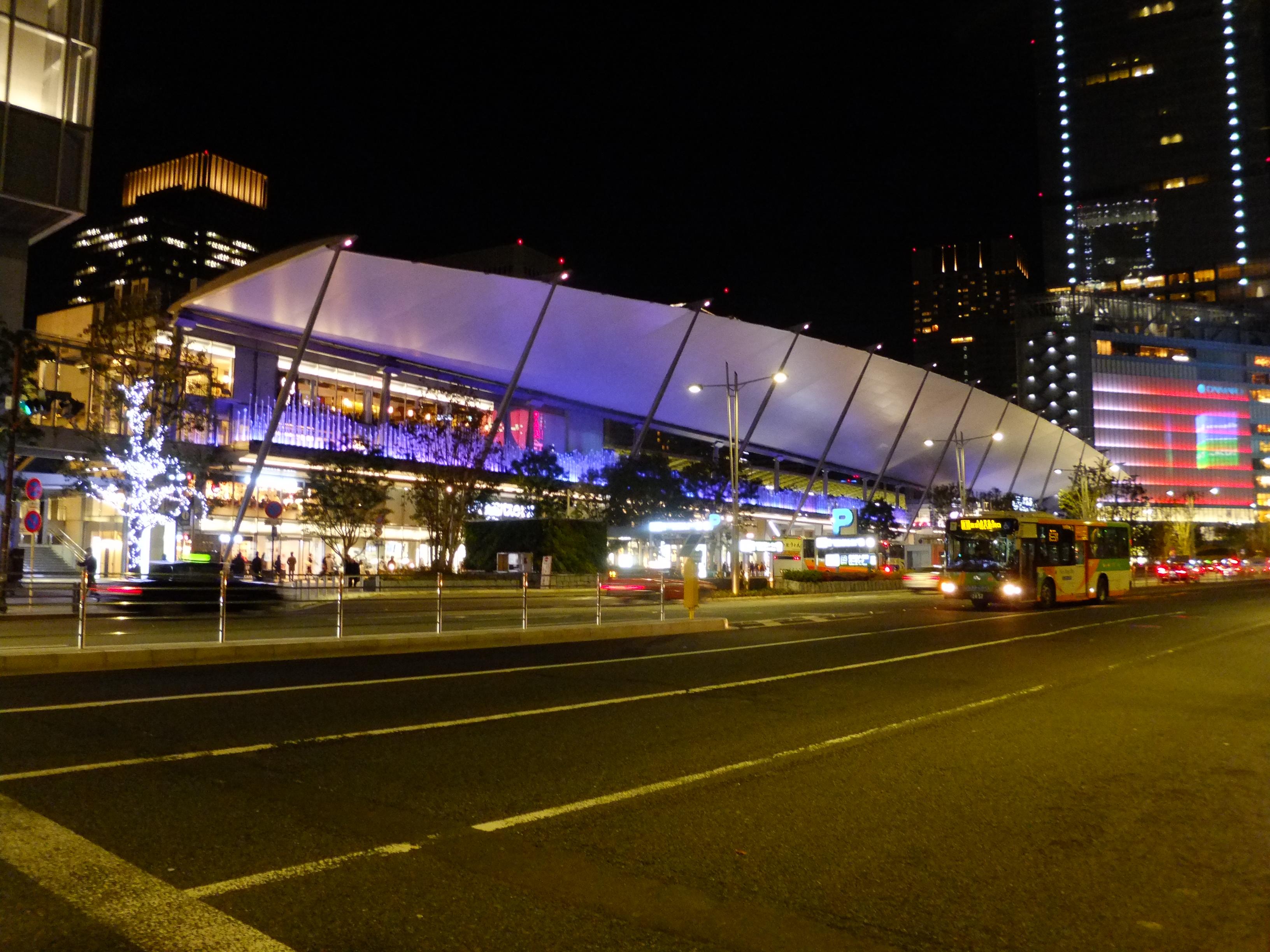 東京駅八重洲口 グランルーフ