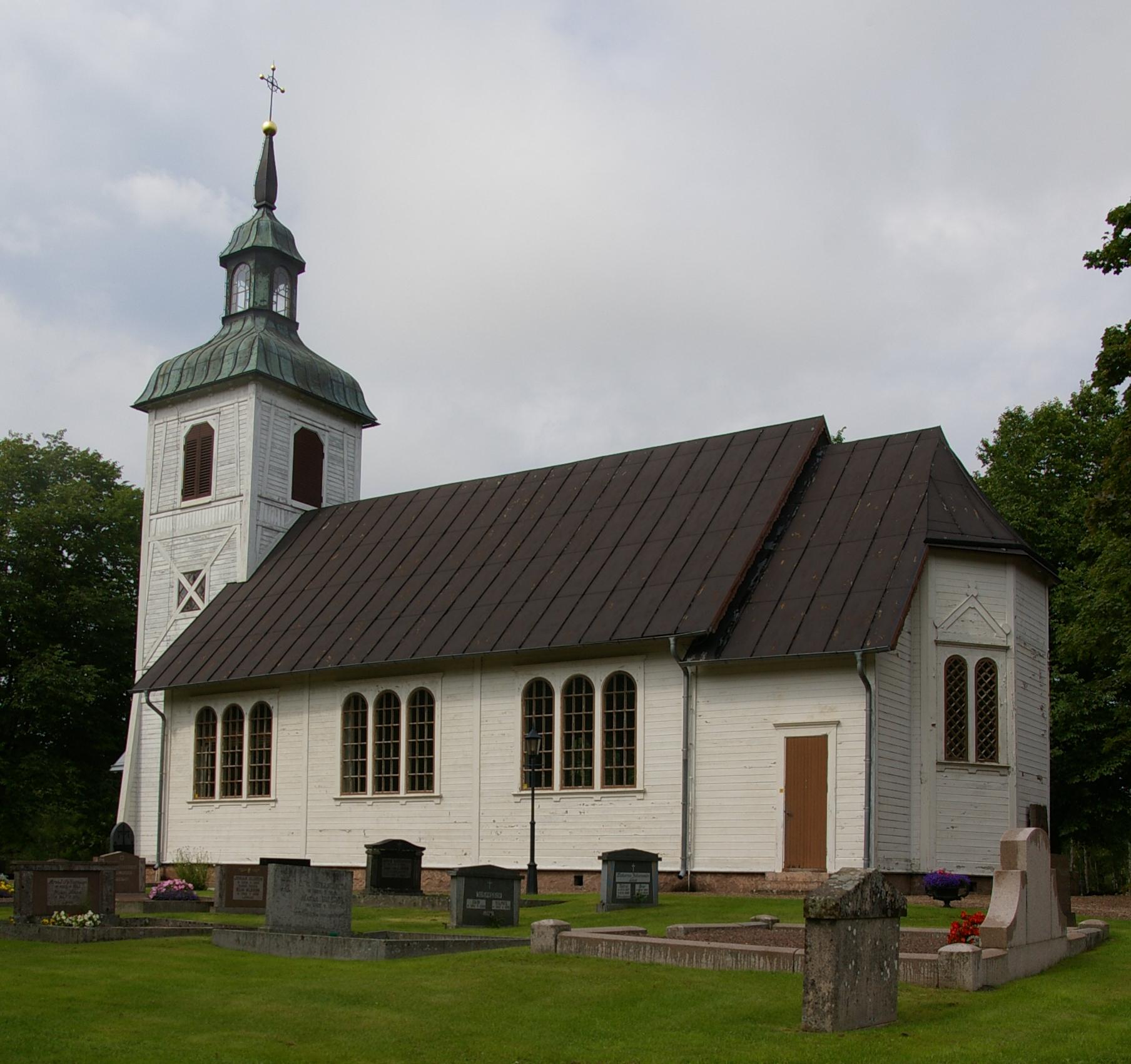 Fil:Torna Hllestads kyrka redteksystems.net Wikipedia