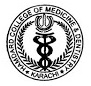 Logo of Hamdard College of Medicine & Dentistry.