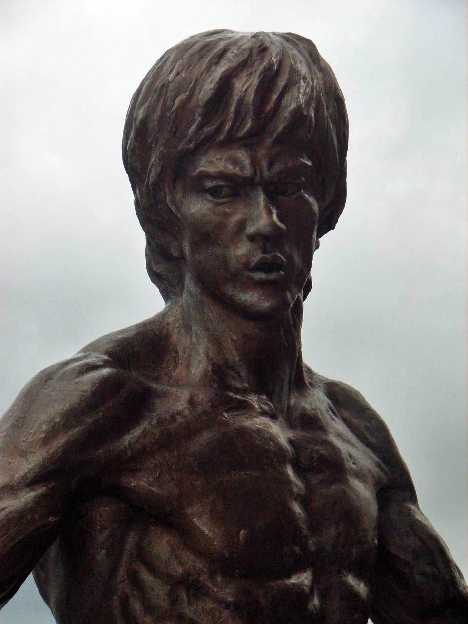 Poet Bruce Lee