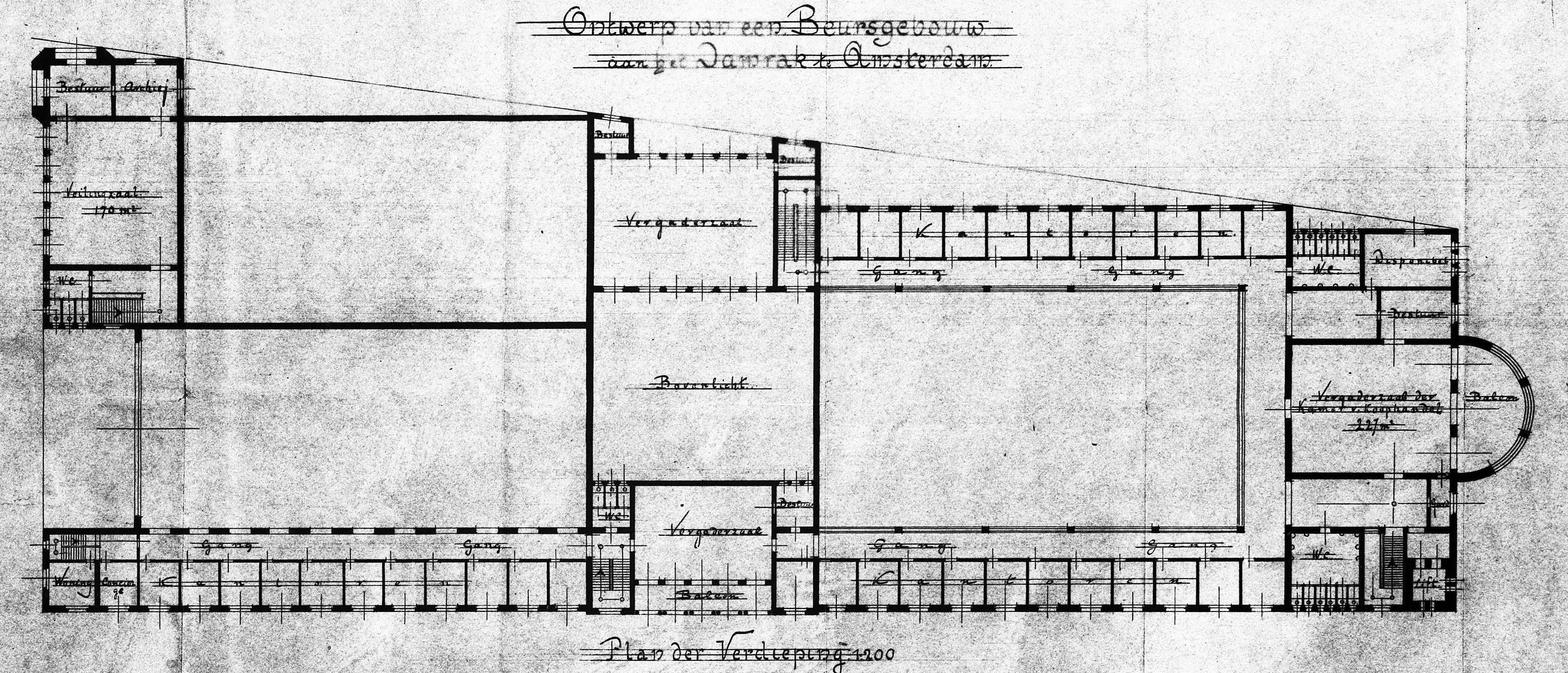 Hp On Floor Plan File Hendrik Petrus Berlage 001 Jpg Wikimedia Commons