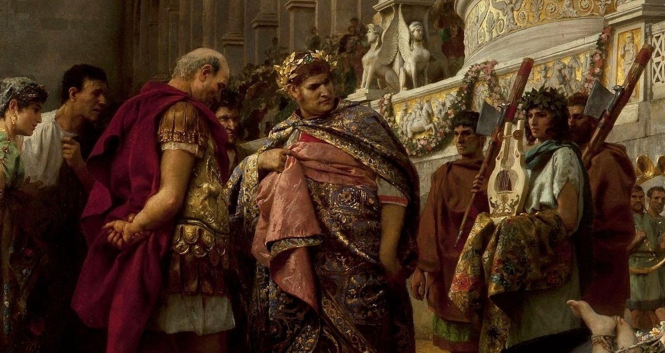Про императора Нерона и его несчастливую карьеру в музыке