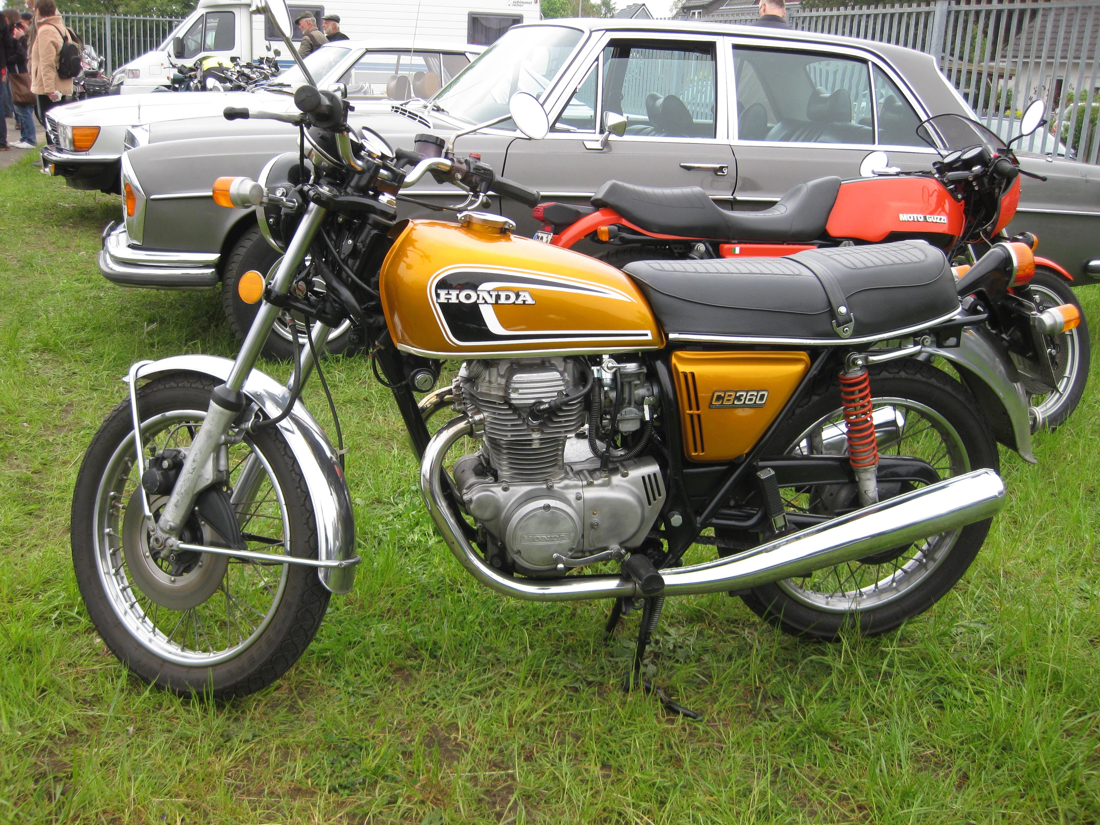 File:Honda CB360.JPG - Wikimedia Commons