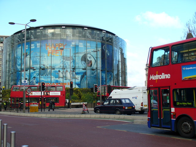 IMAX Cinema, Waterloo - geograph.org.uk - 305191
