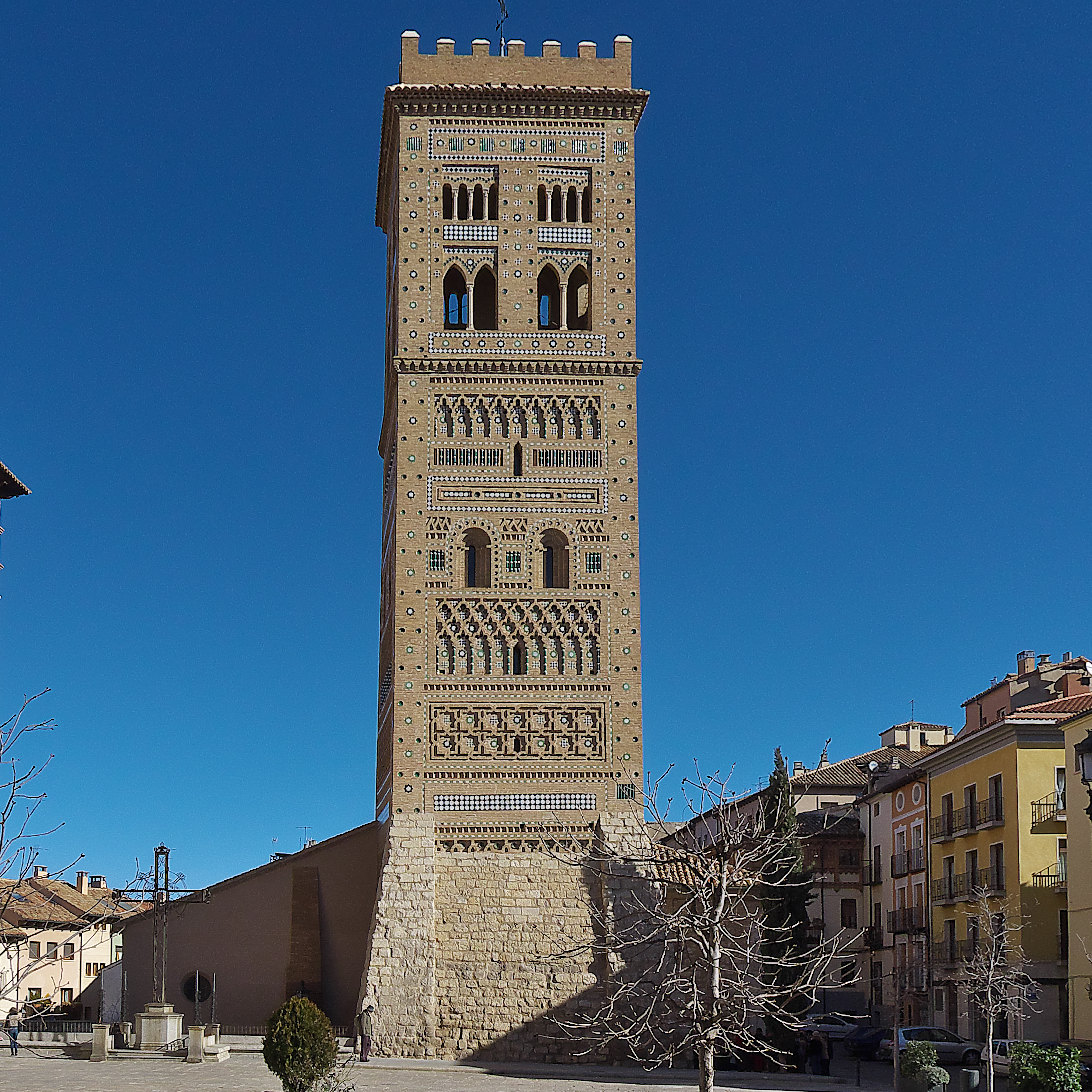 Torre de San Martín - Wikipedia, la enciclopedia libre