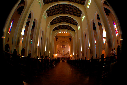 Cathedral of the Most Holy Conception, Chile