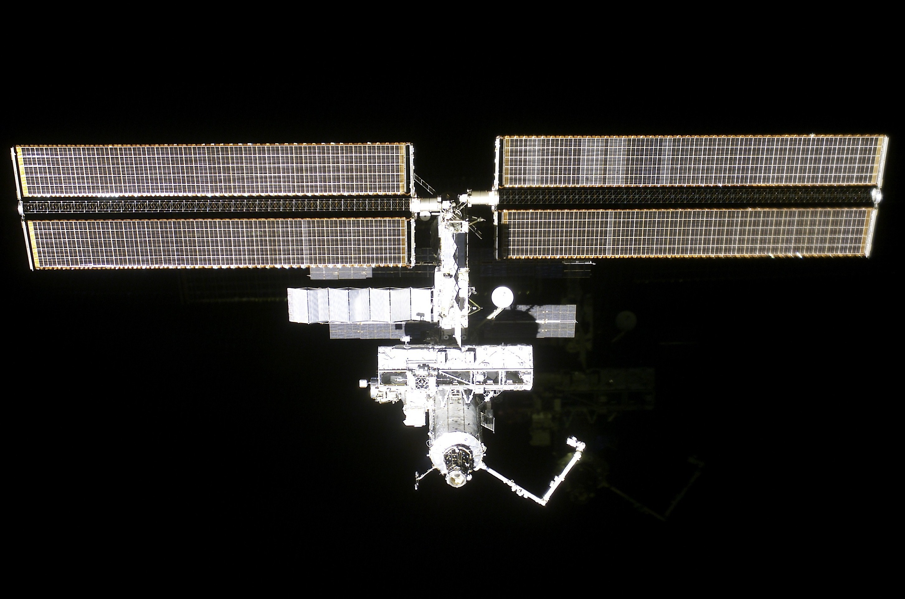 The history and role of the international space station