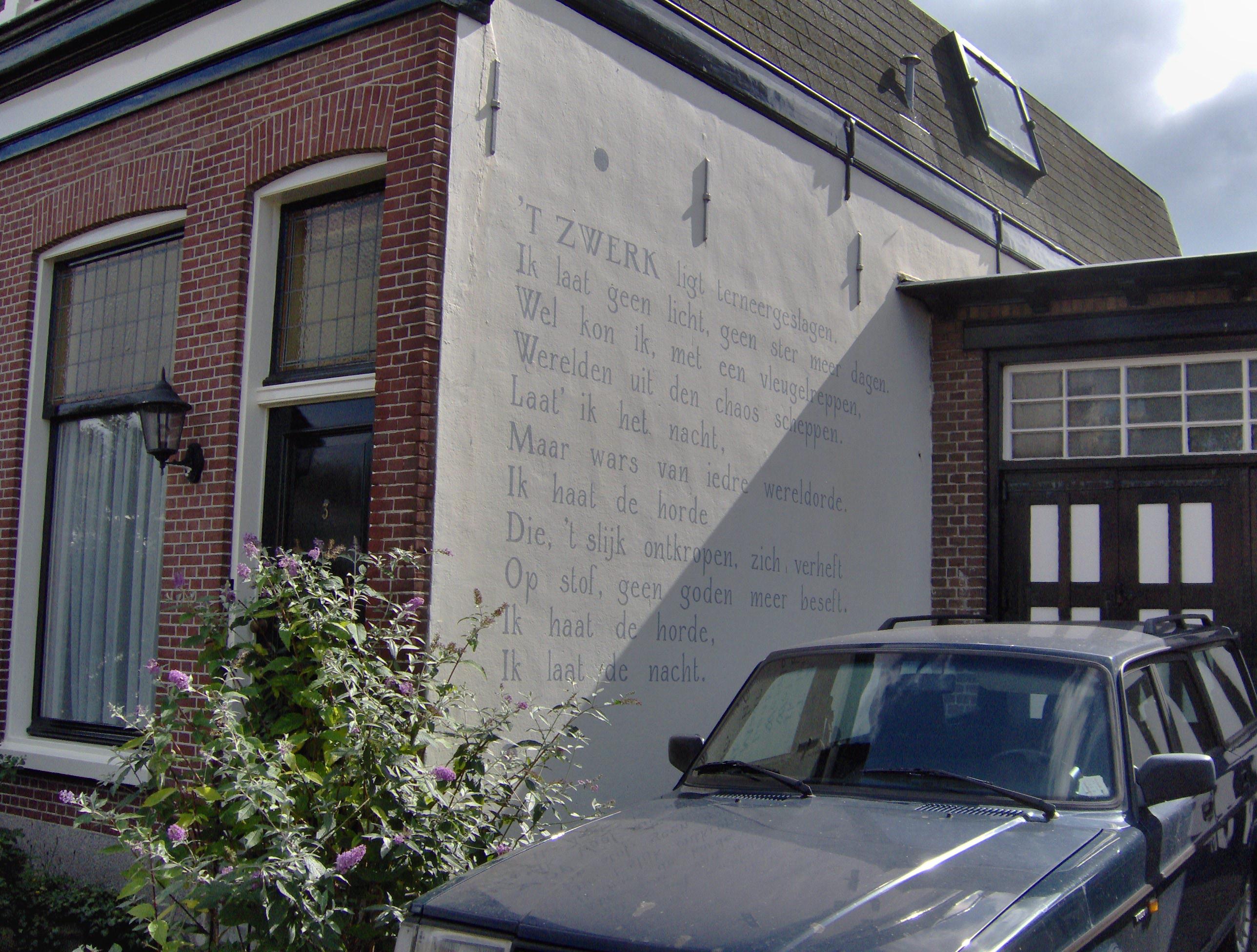 J Slauerhoff Dutch Poet Writer And Doctor 1898 1936