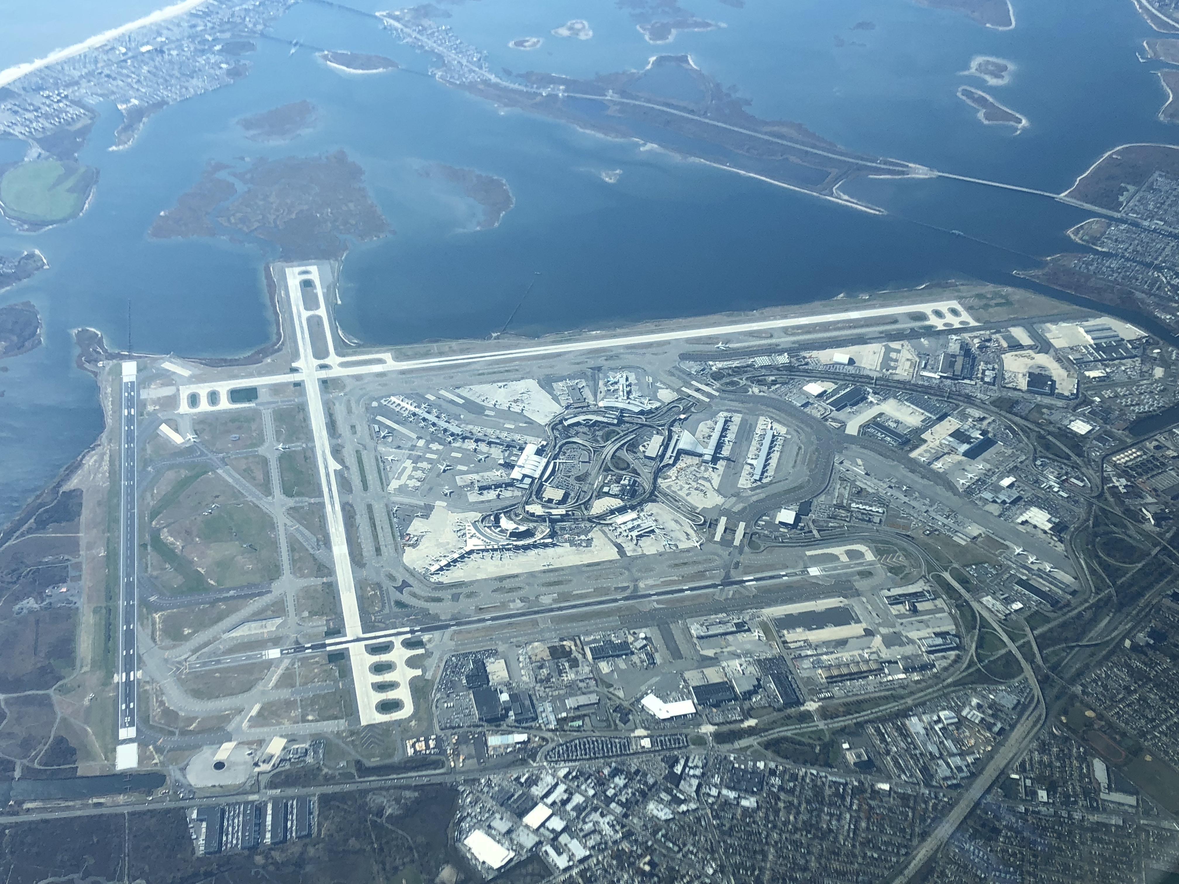 Veja o que saiu no Migalhas sobre Aeroporto Internacional John F. Kennedy