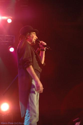 Joaquin Sabina in concert 3