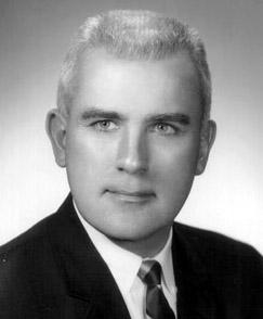John D. Hopper in 1976