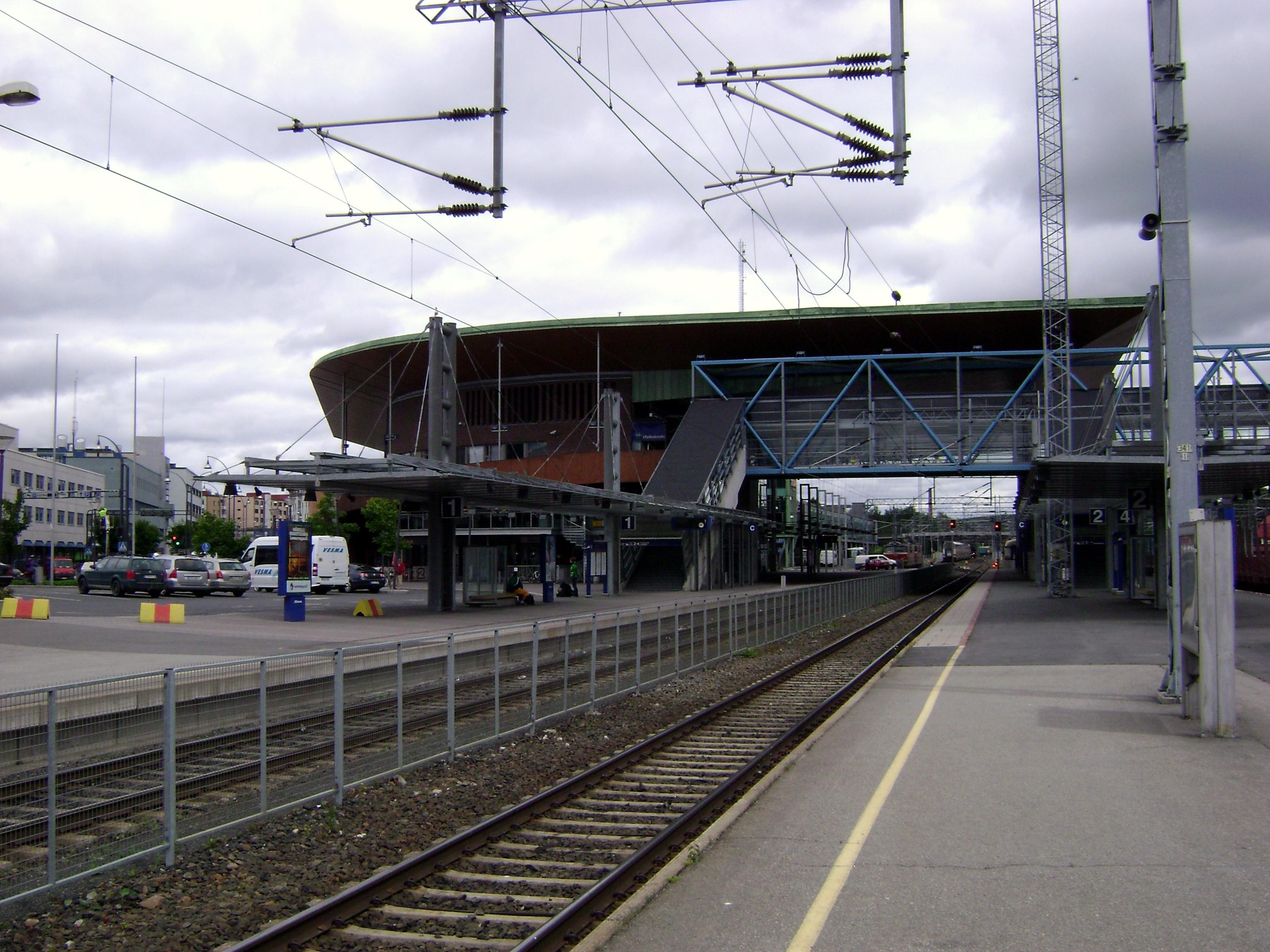 jyväskylän matkakeskus Imatra