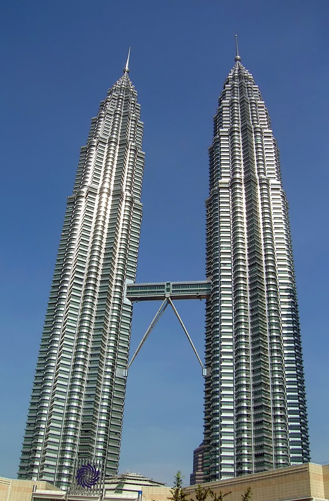 The twin tower