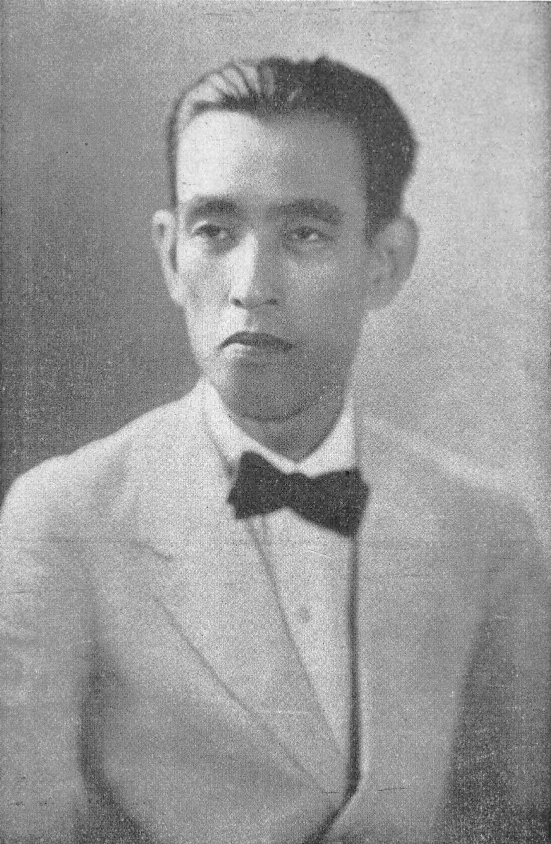 Kafū in 1927