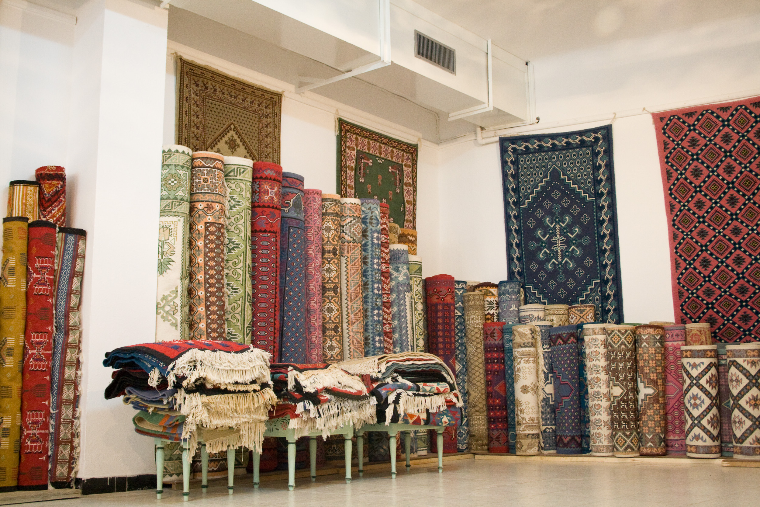 file kairouan carpets wikimedia commons. Black Bedroom Furniture Sets. Home Design Ideas