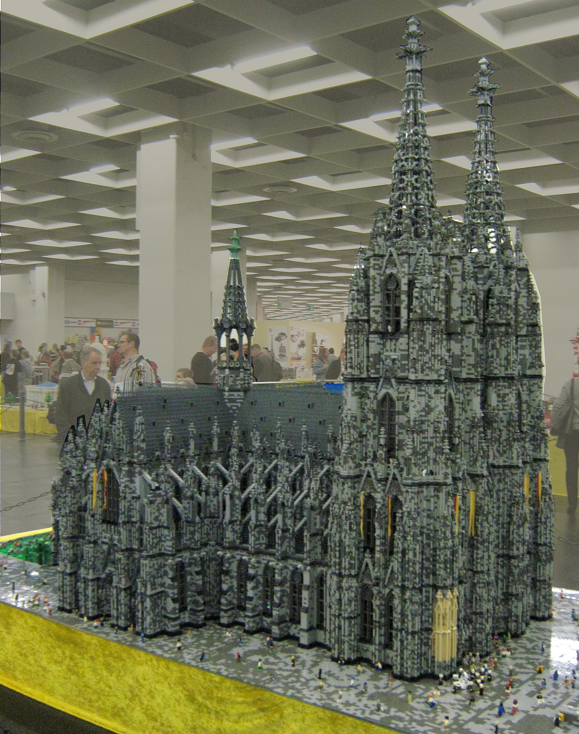 File Lego Kolner Dom 4 Jpg Wikimedia Commons