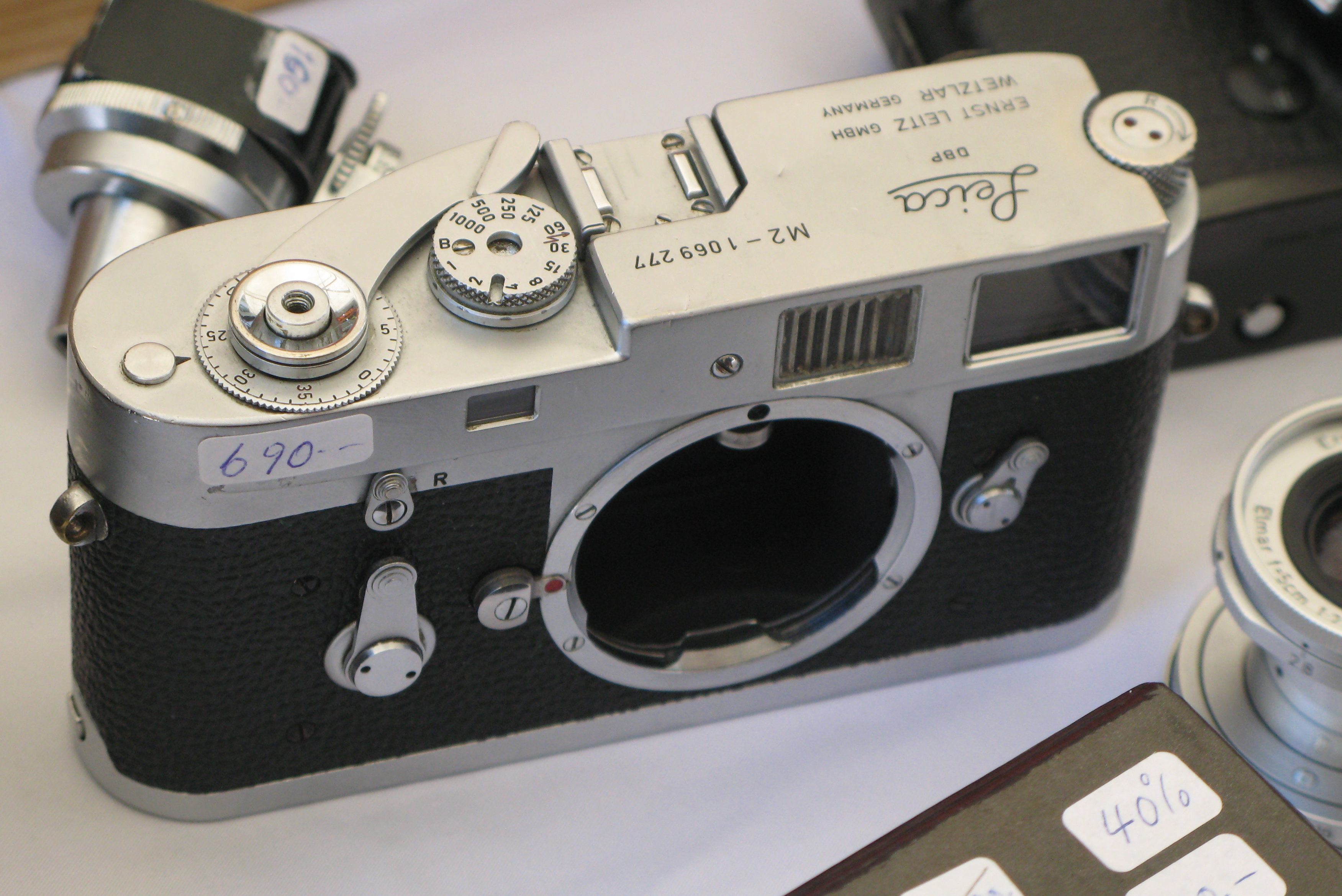 Leica M2 Leicam2