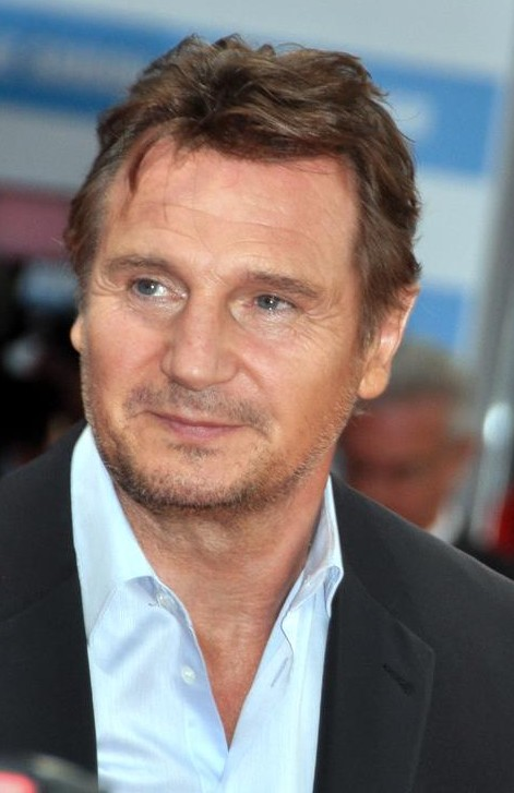 The 56-year old son of father Bernard Neeson and mother Katherine Brown Neeson, 193 cm tall Liam Neeson in 2018 photo