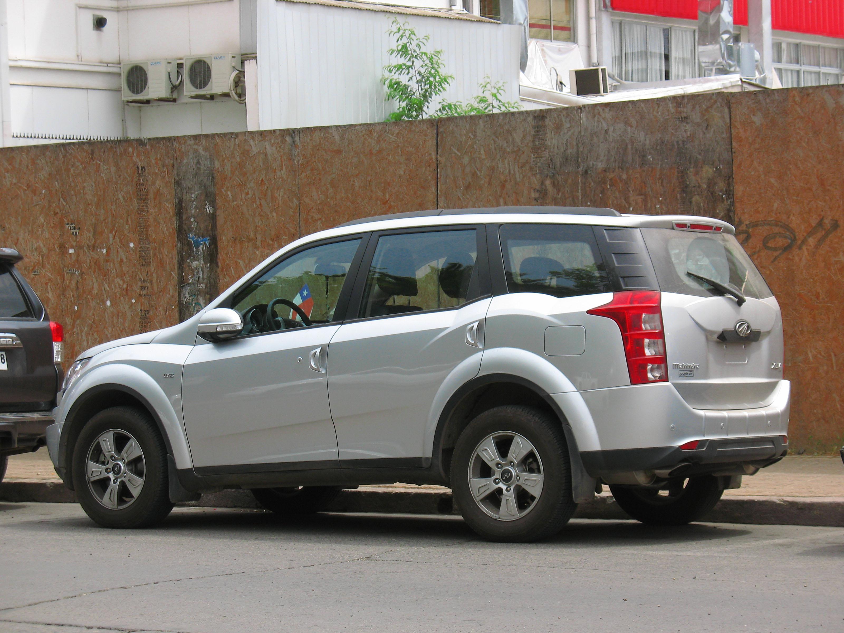 Mahindra Xuv  Car Price In Kolkata