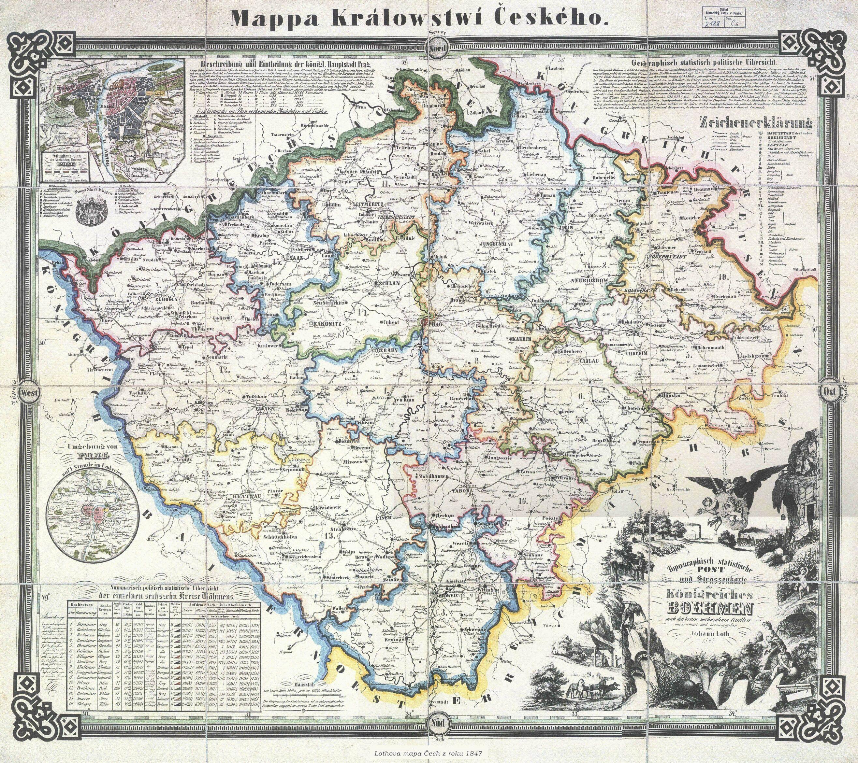 Mapa datování