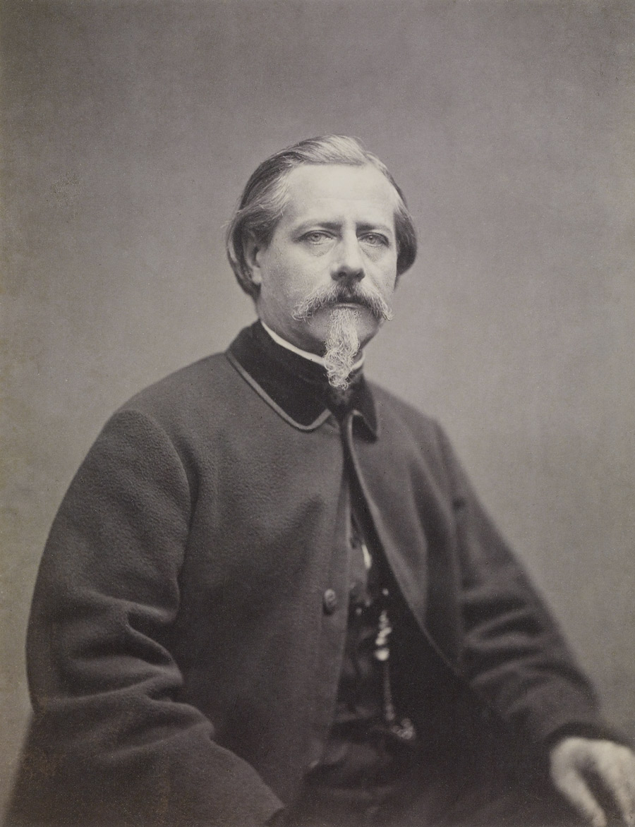 Image of Charles Marville from Wikidata