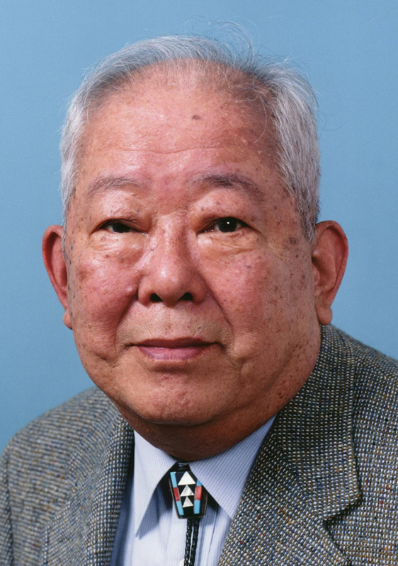 Masatoshi Koshiba physicist