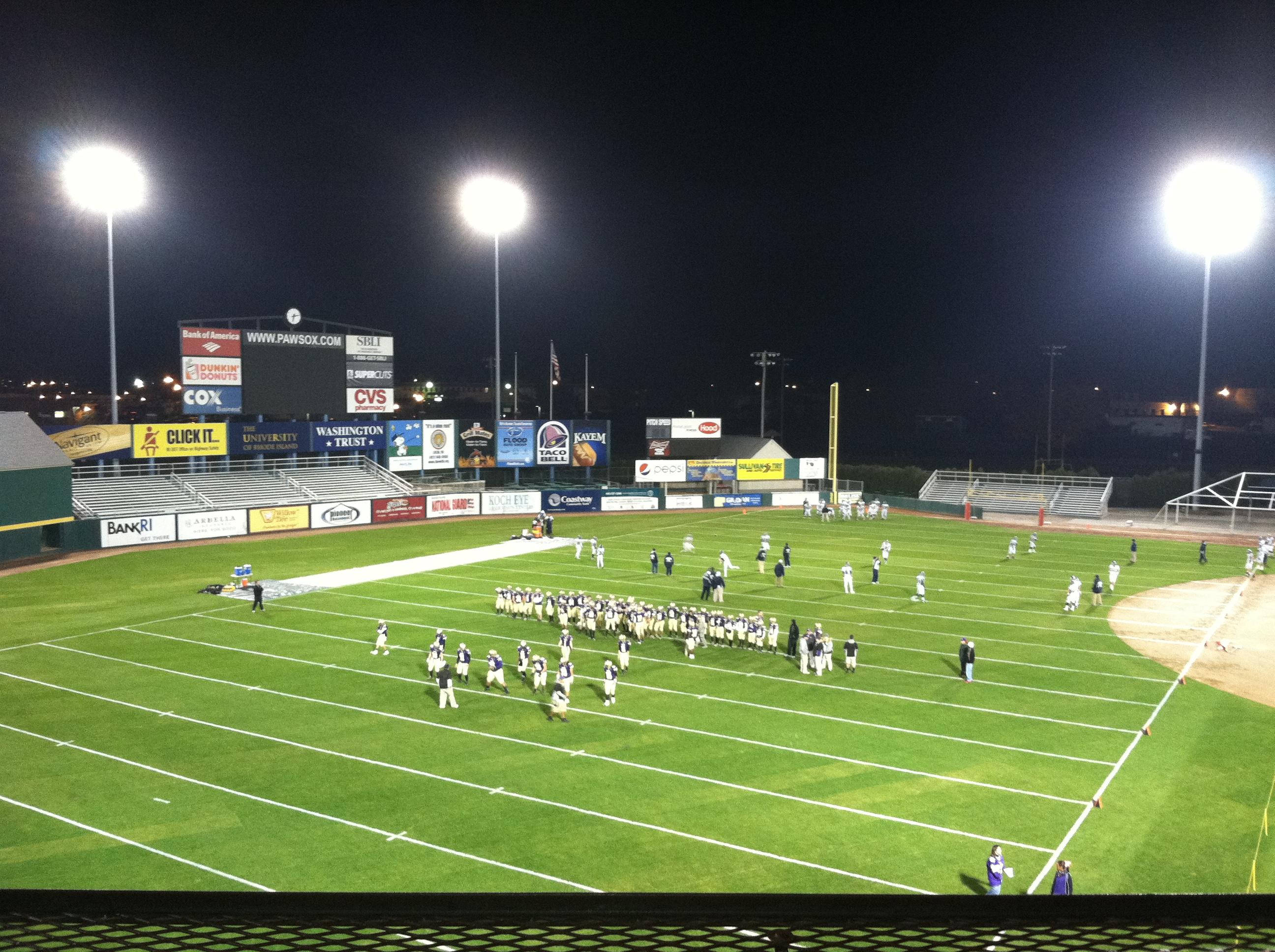 Mccoy Stadium