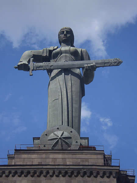 Mère Arménie (source : Wikipédia)