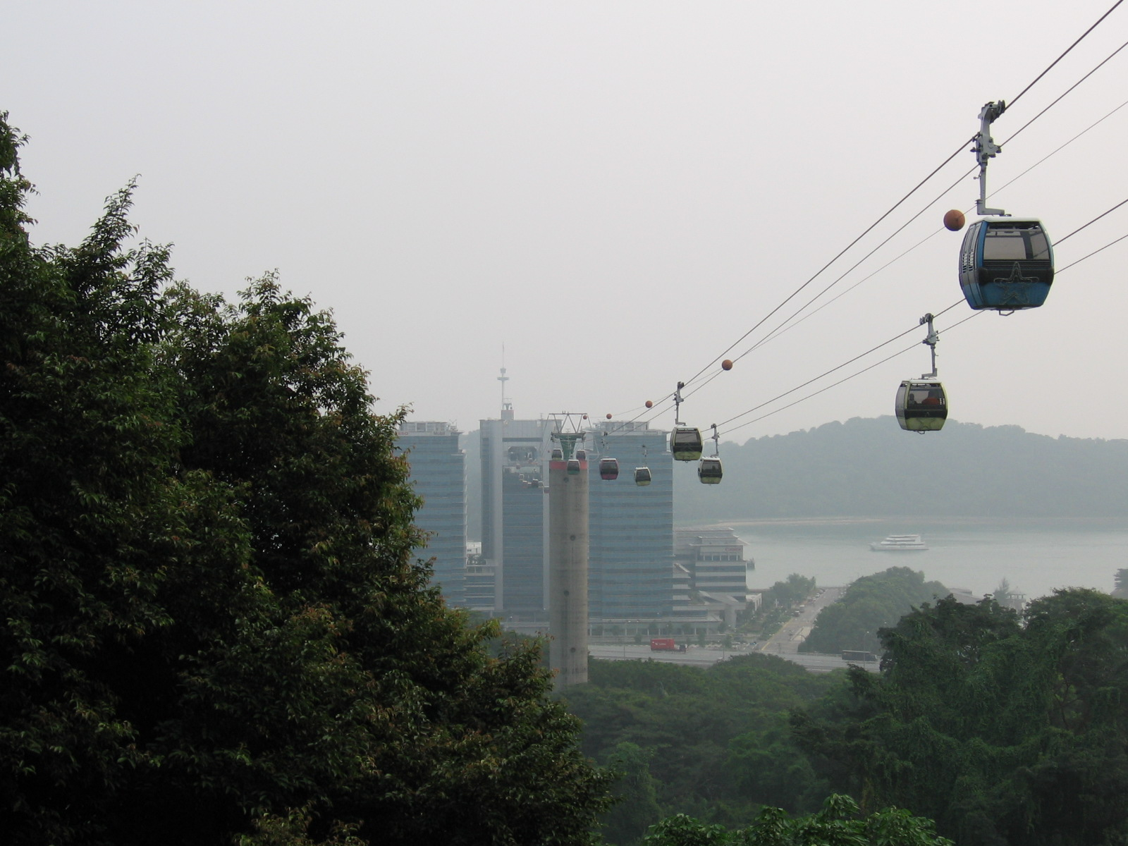 Mount Faber Cable Car Price