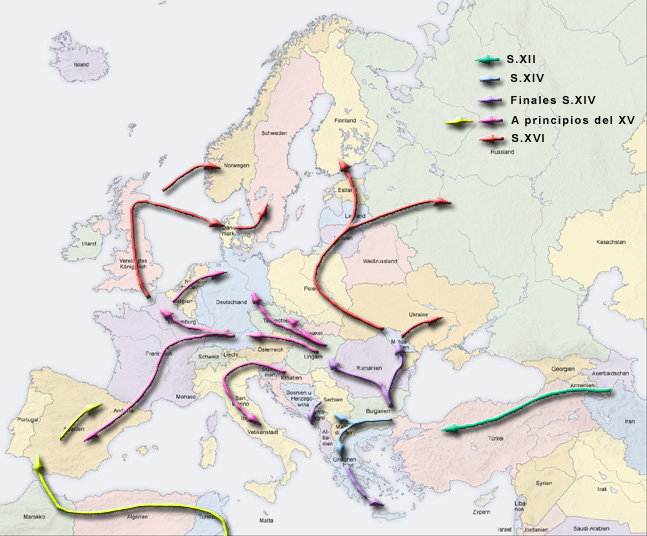 Resultado de imagen de rome emigration and immigration