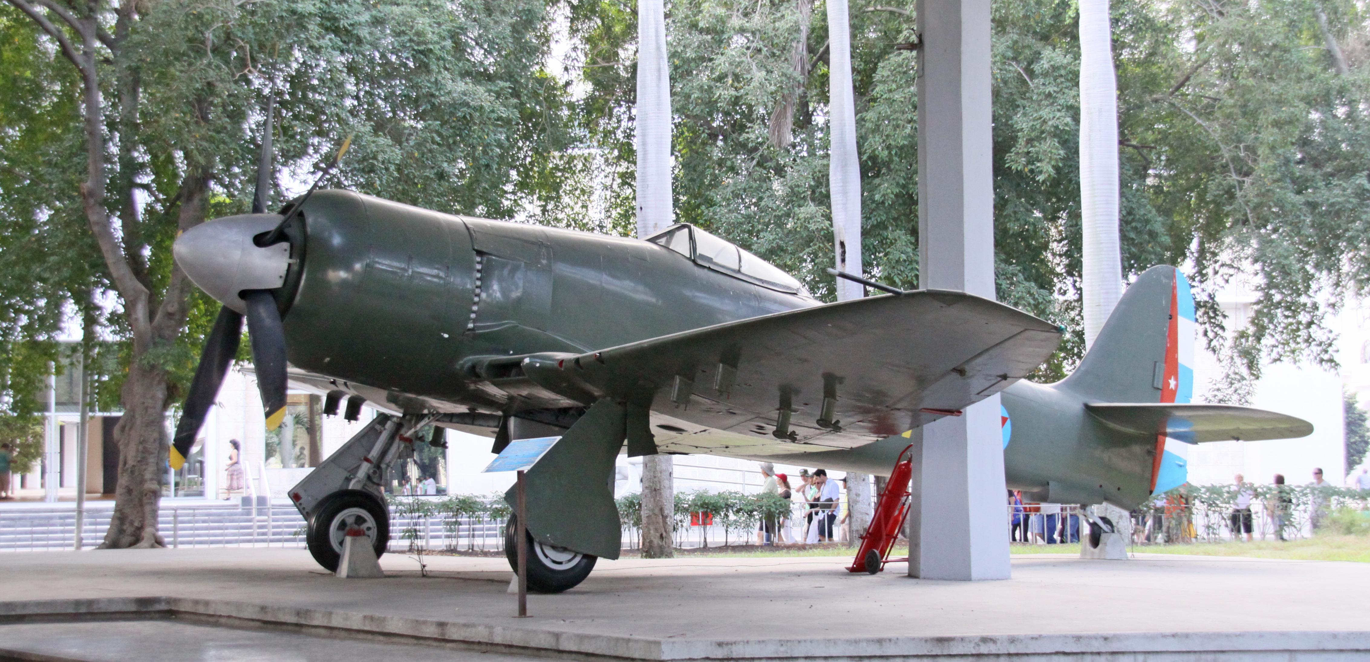 Question de camouflage cubain. Museum_of_the_Revolution_Sea_Fury