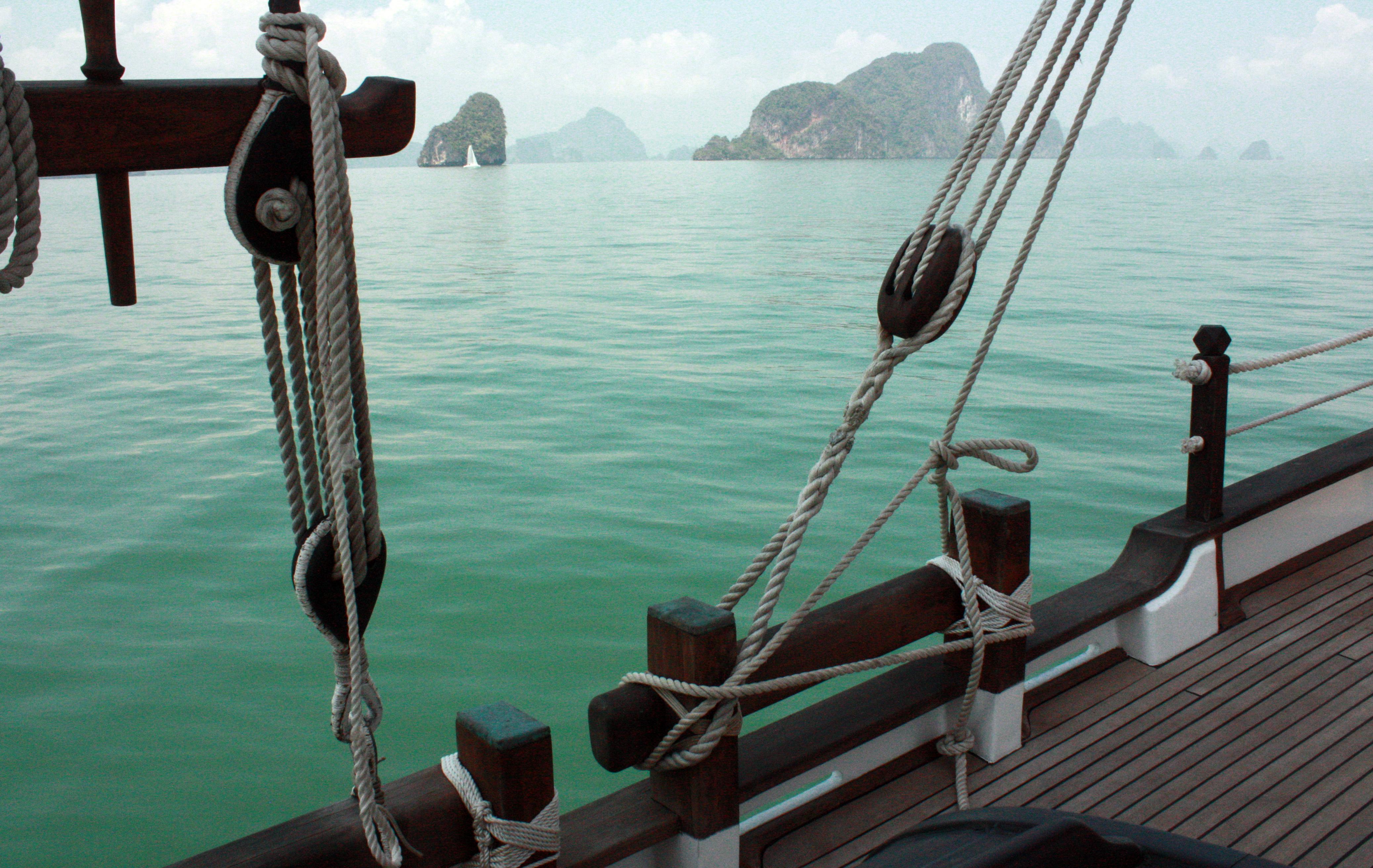 Thailand yachts