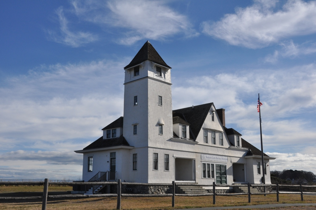 Nahant Life-Saving Station - Wikipedia