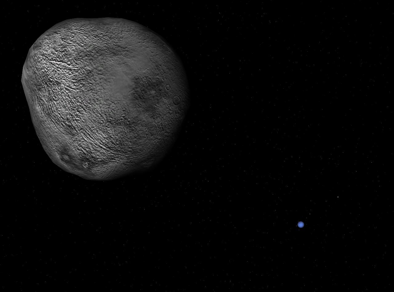 Halimede Moon