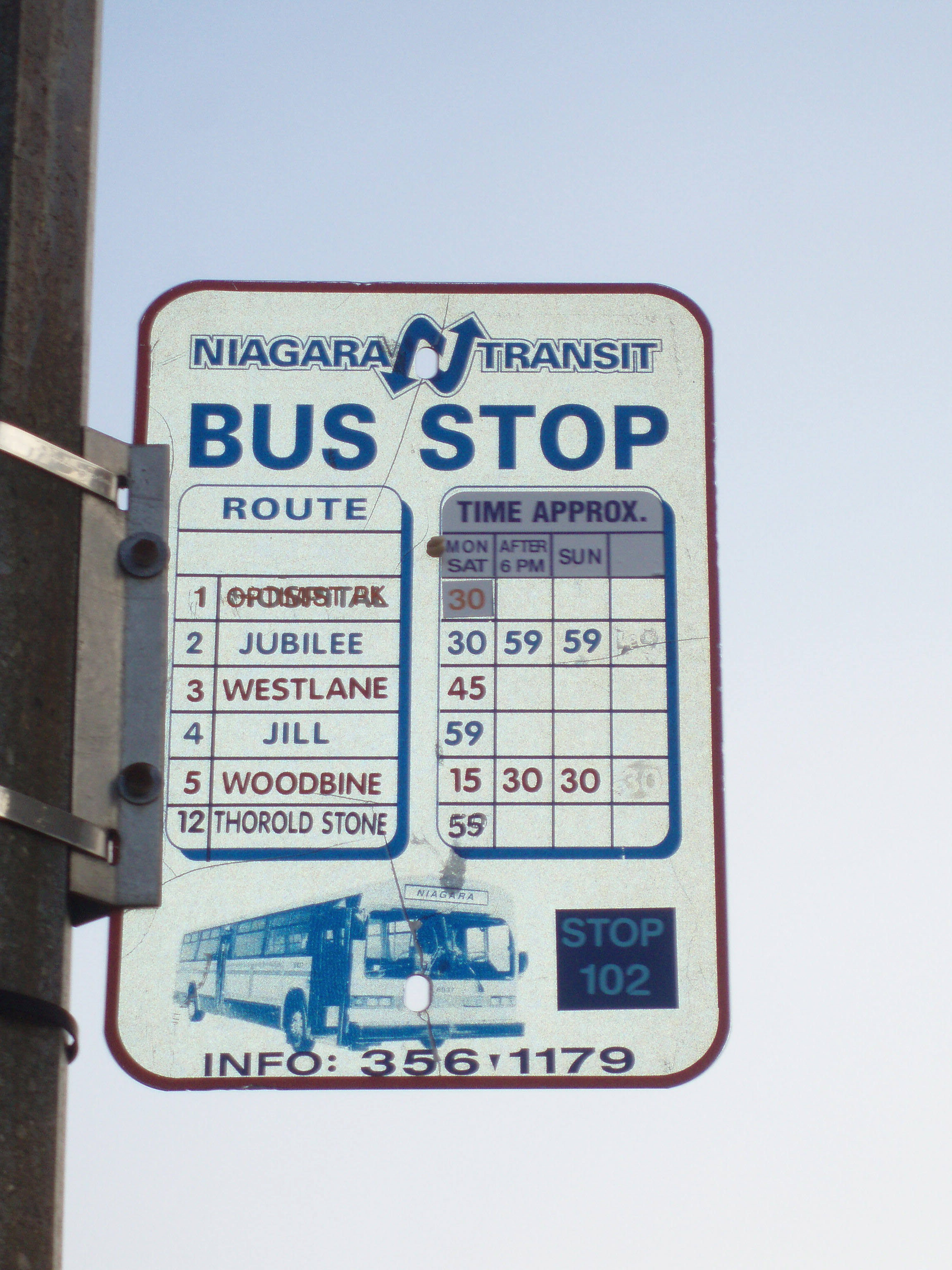 Bus Stop Outside Restaurant Good Or Bad For Business